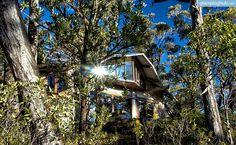 Cabin Camping in NSW | Glamping in Australia