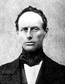 Christian Andreas Doppler (29 November 1803 – 17 March 1853) was an Austrian mathematician and physicist.  Doppler postulated his principle (later coined the Doppler effect) that the observed frequency of a wave depends on the relative speed of the source and the observer, and he tried to use this concept for explaining the colour of binary stars.