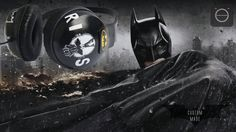 Hand painted dark knight headphones for a Batman Lover. On one side it's Bane in between the word RISE, and on the other side, the silhouette of Batman himself and people's hope connected with batman in the background. The Batman Trilogy is worth remembering. Role : Painted Themed Headphones For  : Batman Lover Type : Headphones (Phillips SHP 1900)  Complete Project HERE: https://www.behance.net/gallery/28979309/I-The-Dark-Knight-Rises-I-Hand-Painted-I