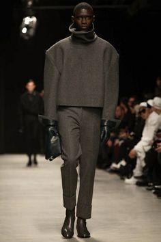 Juun J. Menswear Fall Winter 2014 Paris - NOWFASHION