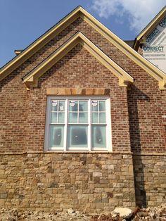 Brick Cypress Point Mortar Anti Buff Brick Close