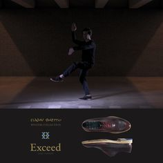 Exceed FLASHY GHETTO winter collection. AW 2013 Campaign by Shaping Brands.