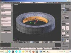 0005 Blender Selection methods 2 and manipulate practice - YouTube