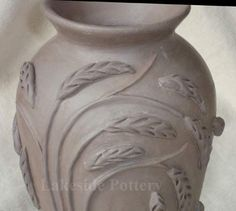 How to Make a Clay Slab Tall Vase? Step-by-step Clay Vase Handbuilt Construction Lesson