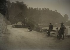 Old Pictures, Old Photos, Vintage Photos, Close To Home, Yorkshire, Scene, Digital, Nice, Painting
