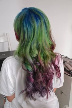 #Beautiful #Hair #Colorfull #Green #Blue #Wavy #Purple #Red #Beauty #Tumblr #Girl #Girls #Girly #Hairstyles #Lovely #Romantic #Ocean #Date #Crazy #Color #Galmour #Wow #Fashion #DIY #Dye #Cute #All #Style #Star #Celebrity #Inspiration #You #Me #Idea #Holiday #Long #Healthy #Makeup