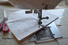 Маленькая хитрость в работе с трикотажем и выкройками - Ярмарка Мастеров - ручная работа, handmade