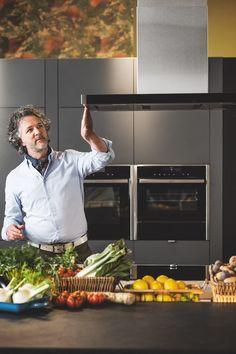 Mit der passenden Dunstabzugshaube von NEFF wird Kochen noch angenehmer.