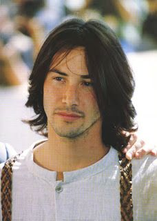 keanu reeves hairstyle - Google Search