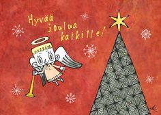 Hyvää joulua kaikille!
