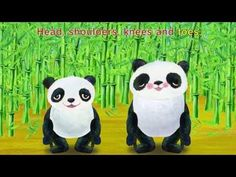 Head Shoulders Knees and Toes - Children Songs - YouTube