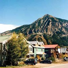 Crested Butte, CO - Top 20 Mountain Trips  - Sunset