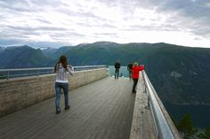 aurland_look_out_norway_viewpoint_fjord-16 « Landscape Architecture Works | Landezine