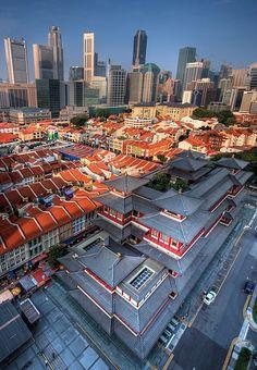 #Chinatown #Singapore
