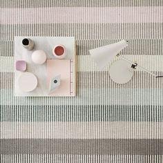 Dywan Devise Pastel - Linie Design - kolorowy w pasy