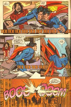 old superman cartoon magazine - Google-søgning