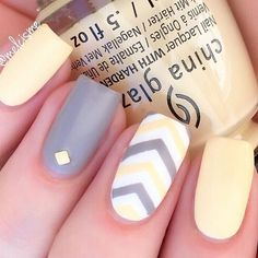 Pretty soft yellow chevron using 'Girls Just Wanna Have Sun' and 'Change Your Altitude' by @melcisme!