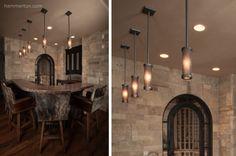 9 Best Wine Cellar Lighting Images
