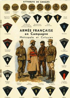 fr :: View topic - Request for documentation, uniform History Icon, Nasa History, Mystery Of History, French Armed Forces, Pictures Of America, Military Cards, Black History Quotes, Money Worksheets, Colonial