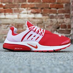 Nike Men Air Presto (red / comet red / black / white)