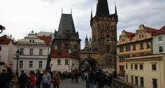 A weekend in Prague: Charles Bridge | Mooistestedentrips.nl