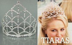 Royal Tiara No. 9 Wedding Tiaras, Royal Tiaras, Hairspray, Special Occasion, Things To Come, Sparkle, Bride, Crystals, Handmade