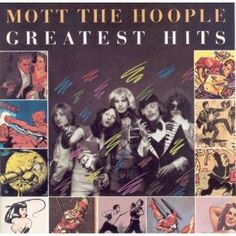 Mott the Hoople-All The Young Dudes (Single Version)