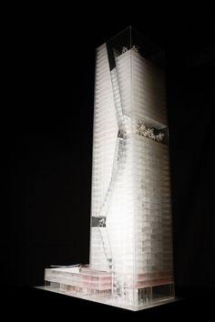 Guosen Securities Tower / Massimiliano & Doriana Fuksas
