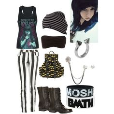 """""""Untitled #129"""" by emo4ever on Polyvore"""