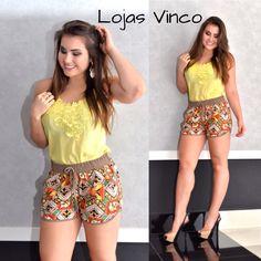Coleção Lojas Vinco Verão 2016 - www.lojasvinco.com.br