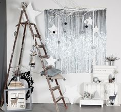 Moon and Stars | Decor