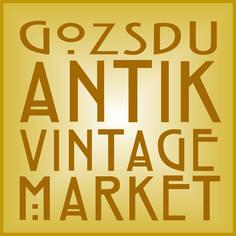 Gozsdu Antik Vintage Market Saturday 10AM-5PM 1075 Budapest, Király utca 13.-Dob utca 16.
