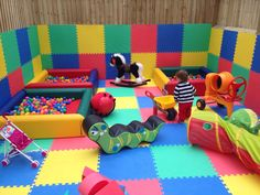 Softplay ideas