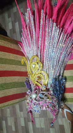 Carnavales de Corrientes- Argentina!! Circus Outfits, Carnival Outfits, Carnival Costumes, Showgirl Costume, Samba Costume, Carnival Dress, Masquerade Costumes, Body Chain Jewelry, Festival Costumes