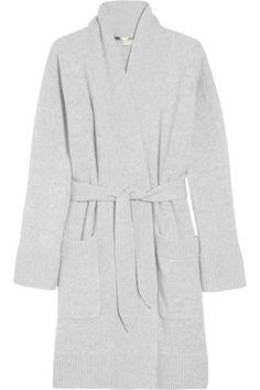 Burberry cashmere robe