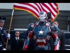 Iron Man 3 - Official Trailer HD