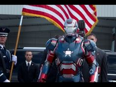 CANNOT WAIT!! April 26th, 2013... Iron Man 3 Trailer - Official Marvel | HD