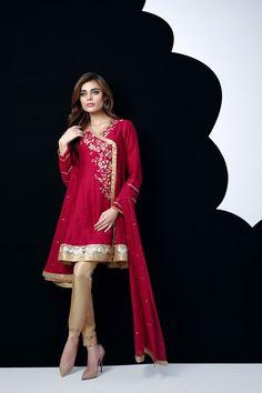 Sania Maskatiya Shades of Autumn Eid Collection 2016