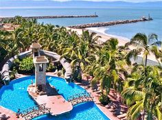 Puerto Vallarta, Mexico - Paradise Village our home away from home.