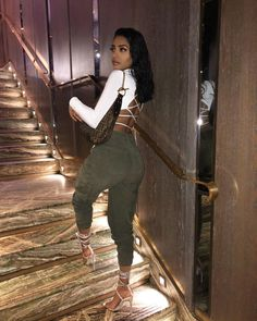 When Sexy Fishing 🎣🤪 . Swag Outfits, Dope Outfits, Night Outfits, Classy Outfits, Stylish Outfits, Girl Outfits, Fashion Outfits, Bad And Boujee Outfits, Dress Outfits