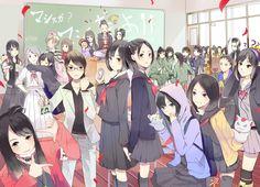 Majisuka Gakuen anime - Buscar con Google