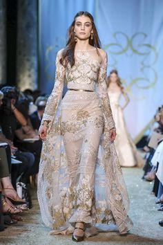 Elie Saab Couture Fall Winter 2017 Paris