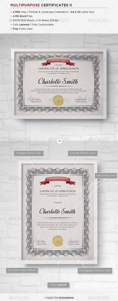 Courage Award Certificate - new ordination certificates printable