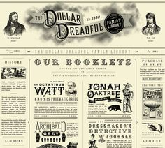 Website - Vintage #website