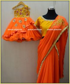 Mother daughter outfits mother daughter matching dress Mommy and Me Clothing best mother daughter matching dress mom and daughter matching outfits online india Family Matching Outfits Mother Daughter Matching Red Indian Designer Lehenga Dress #mom and dau