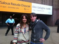 Me and KT Tunstall