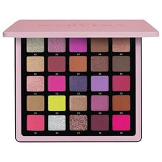 Best Eyeshadow Palette, Nude Eyeshadow, Makeup Palette, Lipstick, Rosy Pink, Pink Lady, Red And Pink, Matte Red, Gloss Matte