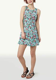 image of Daisy Tank Skater Dress