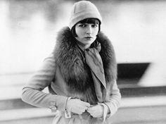 Louise Brooks, die Stummfilm-Schönheit, konnte mit dem Hollywood-Apparat nie etwas anfangen und war bekannt für ihr lockeres Mundwerk.