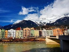 Innsbruck, Yolo, Wanderlust, Live Life, Austria, Travelling, Tourism, Mansions, Earth